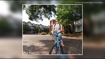 Bike Walk Macon highlights Macon photographers, cyclists with photo series
