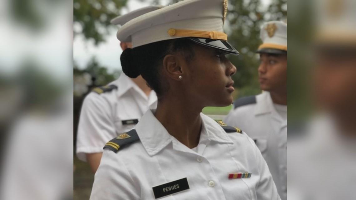 Central Georgia's West Point graduate explains historic moment