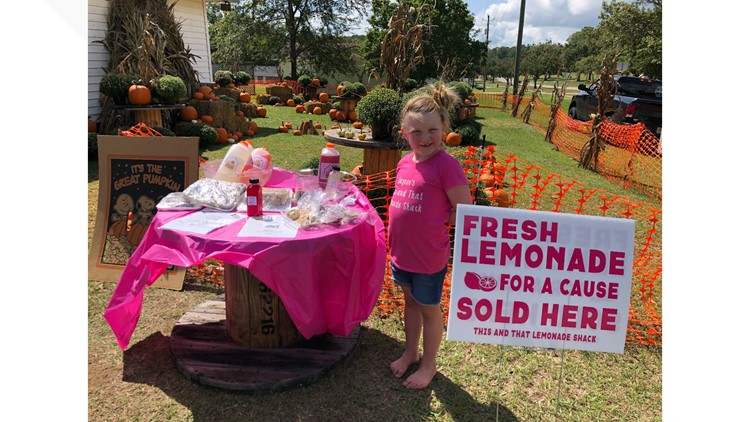 Families enjoy fun in the fall at Dexter Produce in Laurens County