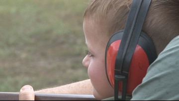 Central Georgia families gear up for squirrel hunting season