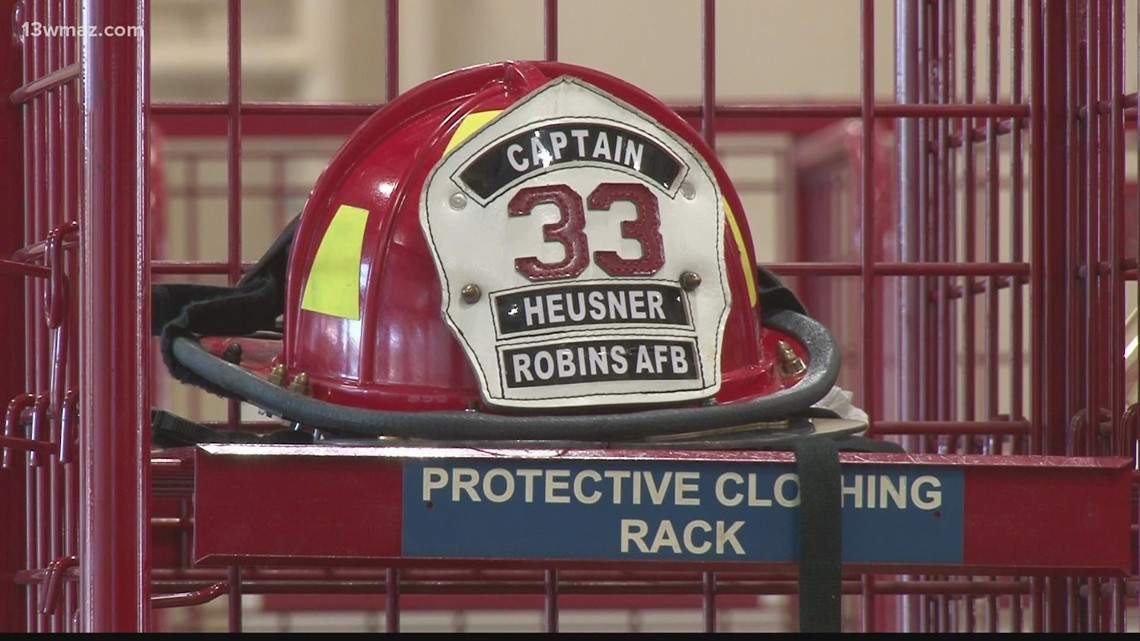 'Our mission definitely morphed that day': Robins firefighters remember 9/11