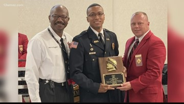 Macon-Bibb fire educator named best in the state
