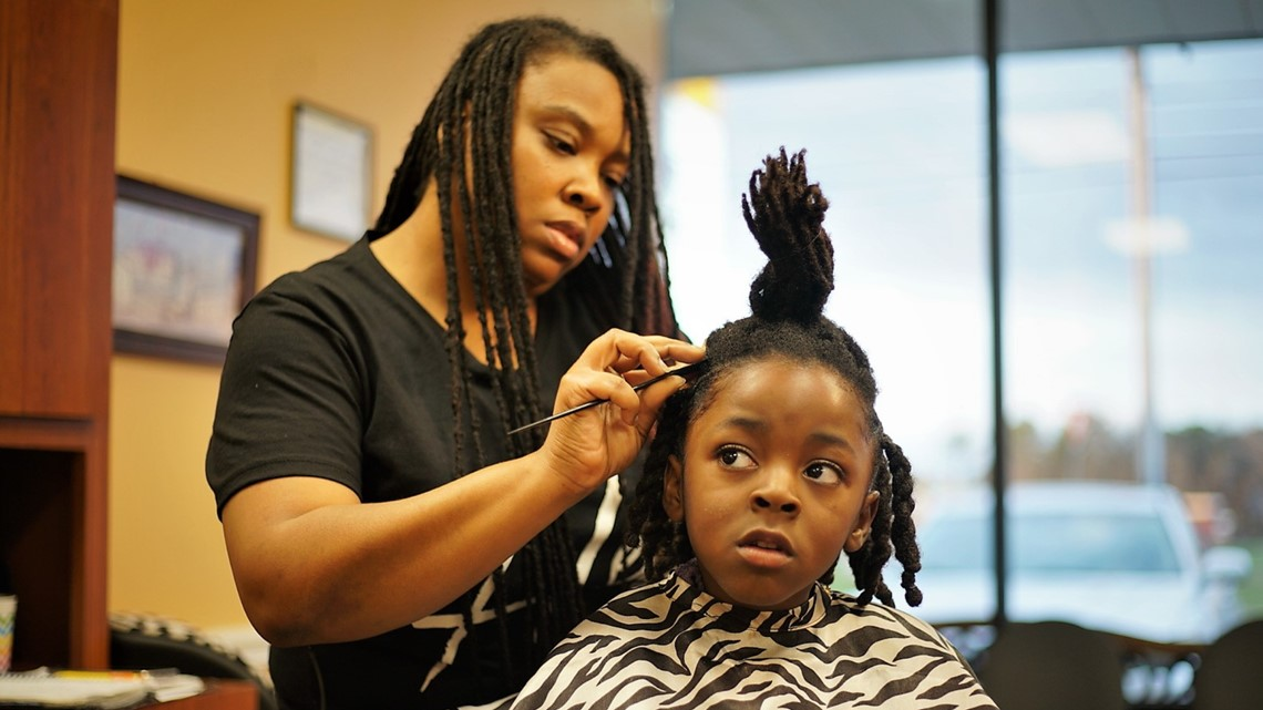 'My hair is my power': Macon stylists and clients celebrate the natural hair movement