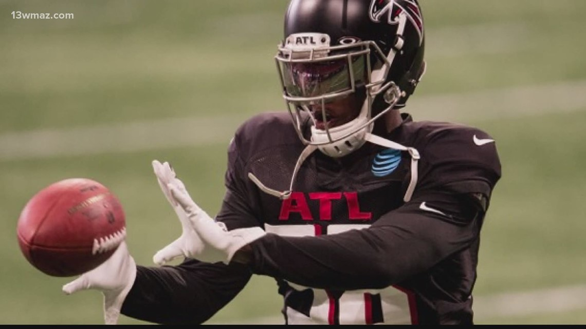 Twiggs County's Darqueze Dennard signs with Atlanta Falcons