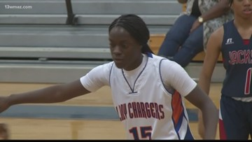 Athlete of the Week: Courtney Stephens