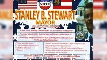 Stanley Stewart joins Macon-Bibb mayor's race