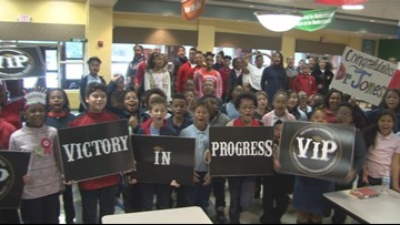 Community congratulates Curtis Jones on winning National Superintendent of the Year