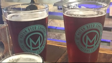 Macon's beer craze continues to rise in popularity