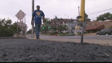Bibb County hopes to increase pedestrian safety
