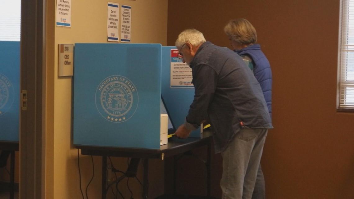 Georgia Secretary of State still holding May elections despite COVID-19