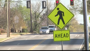 Georgia Military College taking next step in student pedestrian safety