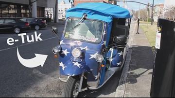 Free e-Tuk ride service coming to Macon