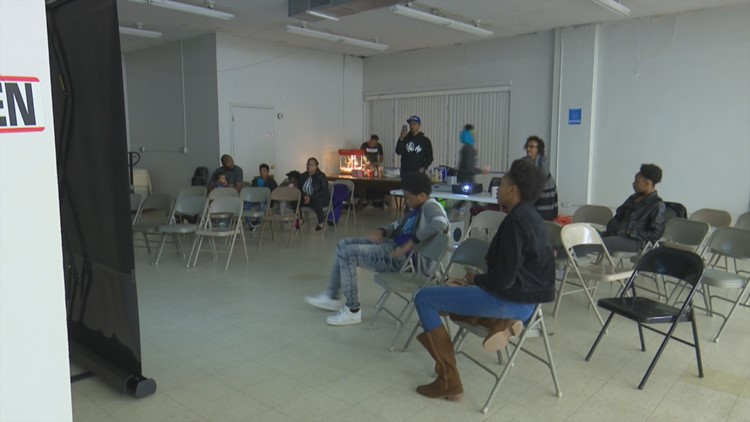 Peacing Together: 'Movies with a Message' aims to curb youth violence in Macon
