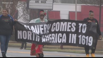 Warner Robins hosts their first Black History Month Parade