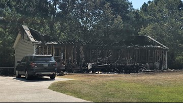 Community offers donations to Monroe County deputy after house fire
