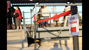 Macon Bacon job fair brings in eager Central Georgians