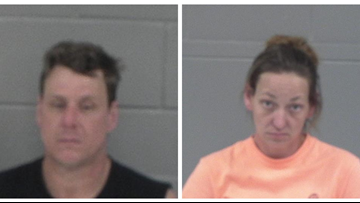 'A menace to people in three counties:' Byron couple heads to prison for crime spree