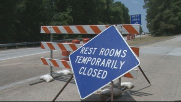 City of Dublin plans to reopen I-16 rest areas