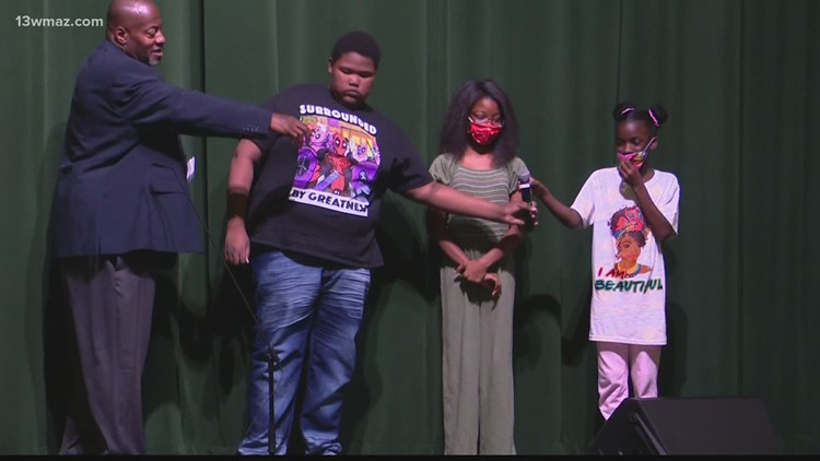 Juneteenth Spelling Bee wraps up at Douglas Theater
