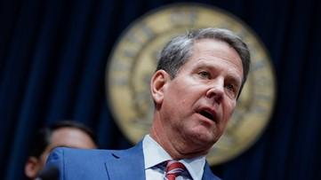 Gov. Kemp deputizes Georgia sheriffs to enforce his shelter-in-place order