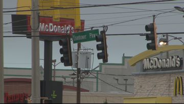 Abandoning Eisenhower: Businesses continue to move to north Macon, worrying neighbors