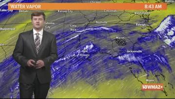 Austin Saturday AM Forecast 12-29-18