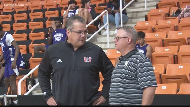 Mercer basketball camp prepares high school teams