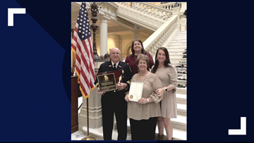 Retired Bibb fire prevention director named Georgia's Fire Inspector of the Year