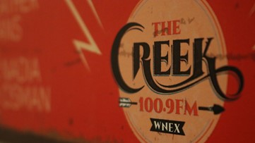Scene 13 with 100.9 The Creek: February 21-23