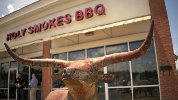 Holy Smokes BBQ ditches food truck, opens location in Dublin