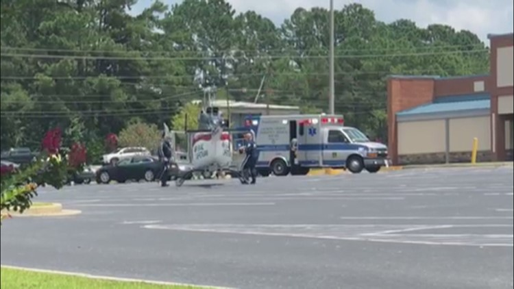 2 airlifted, including police officer, after Dublin crash