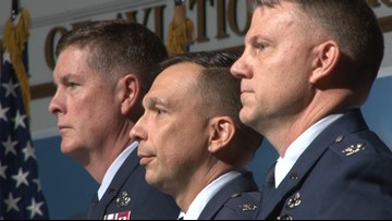 78th Air Base Wing welcomes new commander to Robins Air Force Base