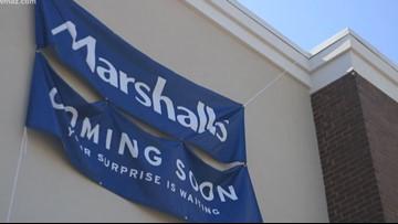 HomeGoods, Marshalls opening at new North Macon Plaza