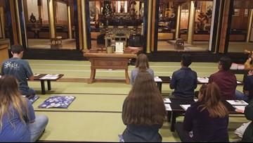Bibb County students get stuck in Japan due to Typhoon Hagibis