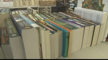 Bibb County's 51st annual Friends of the Library Book Sale begins Thursday