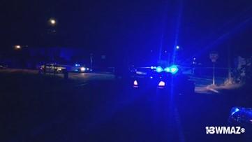 Macon crime scene