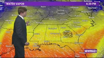 Austin Saturday Night Forecast 1-5-19