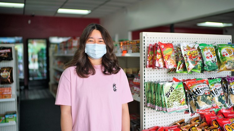 Couple opens new Asian supermarket on Riverside Drive in Macon