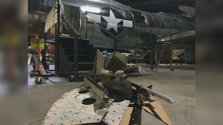 B-17 restoration