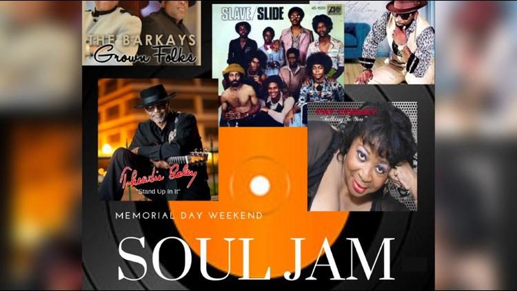 Macon celebrates its 21st Annual Soul Jam Festival this Sunday