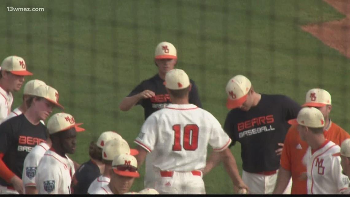 Mercer baseball beats UNCG, wins fifth straight