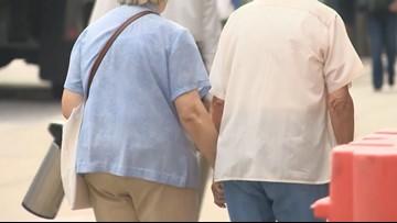 Repeat falls common among elderly folks