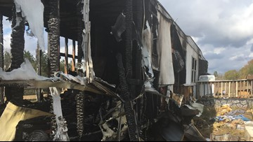 Telfair County community reaches out to family after disastrous house fire