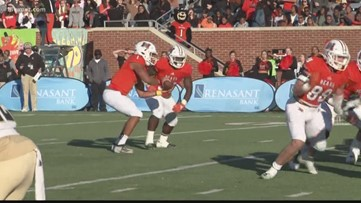 Mercer plays homecoming, final home game