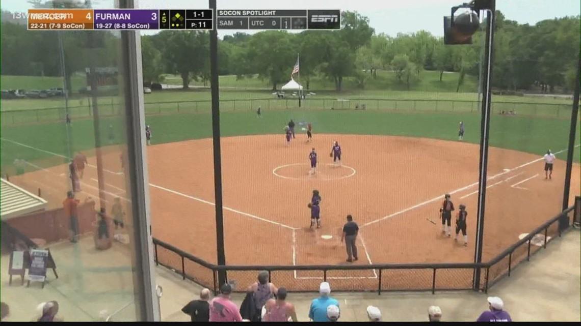 Mercer softball earns playoff spot