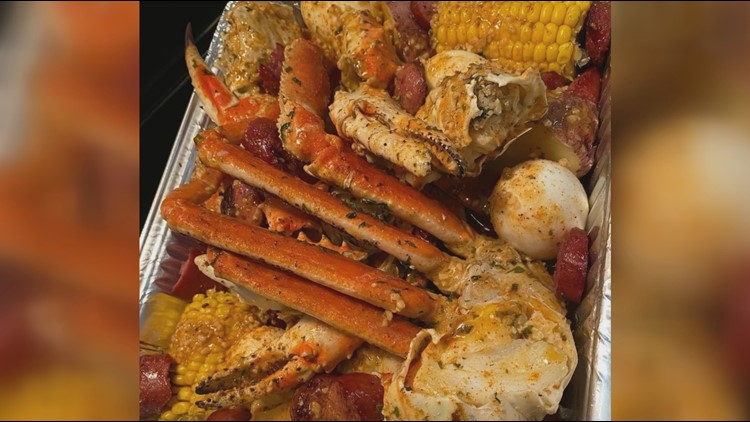 'Popping with flavor': Seafood pick-up spot opens in Sandersville