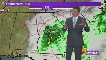 Ben's Thursday Night Forecast