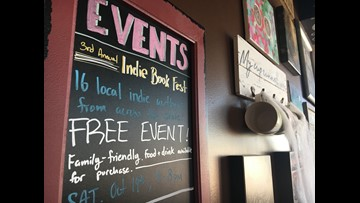 Warner Robins coffee shop to throw 3rd annual Middle Georgia Indie Book Festival