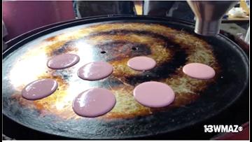 Macon-Bibb firefighters host annual pink pancake breakfast