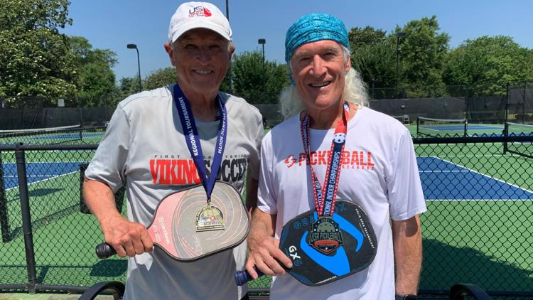 'It's fantastic': Macon pickleball players win gold championships in Alabama
